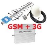 Усилители GSM и 3G/4G сигналов