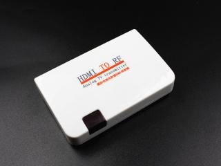 Конвертер цифрового сигнала из HDMI(female) в низкочастотный ТВ-сигнал RF(female)