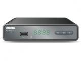 Цифровой эфирный приемник DVB-T2 Cadena CDT-1651SB