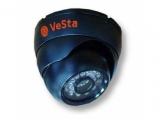 Камера видеонаблюдения уличная цветная VC-400C IR