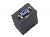 """Удлинитель VGA по кабелю UTP4-CAT5e """"витая пара"""""""