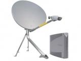 Комплект для подключения спутникового интернета РТКОММ
