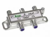 Делитель видеосигнала на 4 выхода 5-2300 МГц LANS LVS 4P