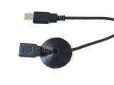USB-удлинитель с присоской для модема